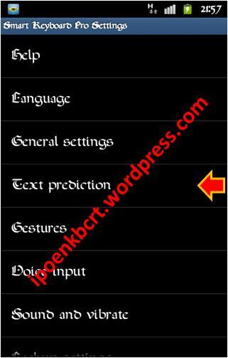 Cara Membuat Autotext Di Android