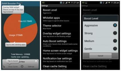 Smart RAM Booster Pro v1 27 APK | Serba Serbi Android